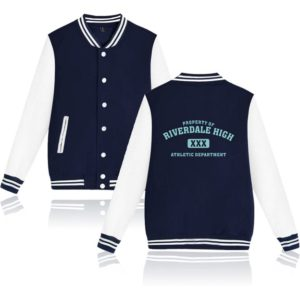 Riverdale Baseball Jacket #1