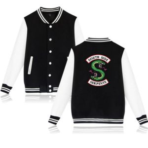 Riverdale Baseball Jacket #2
