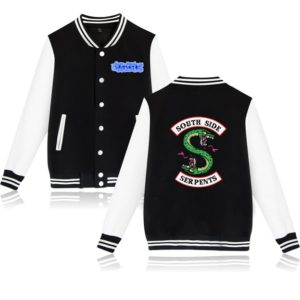 Riverdale Baseball Jacket #3