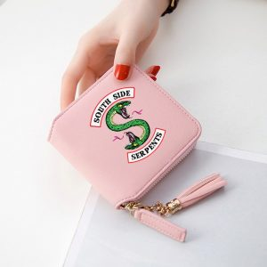 Mini Purse/Wallet – Pink- mod1
