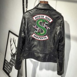 Riverdale – Serpents PU Leather Jacket