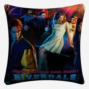 Riverdale Pillowcase #1 (45cm x 45cm)