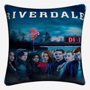 Riverdale Pillowcase #2 (45cm x 45cm)