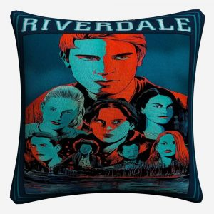 Riverdale Pillowcase #3 (45cm x 45cm)