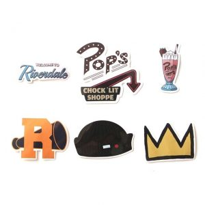 Riverdale Stickers Pack of 15
