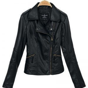 Riverdale Leather Black Jacket #1