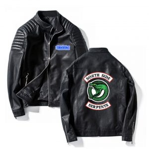 Riverdale Leather Jacket #4