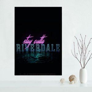 Riverdale Poster (mod12p)
