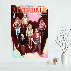 Riverdale Poster (mod17p)