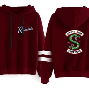 Riverdale Hoodie #2- Red