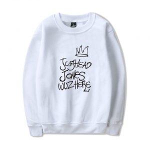 Riverdale Jughead Sweatshirt – White