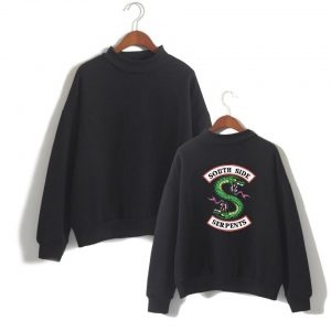 Riverdale Sweatshirt – Black