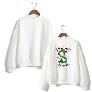 Riverdale Sweatshirt – White