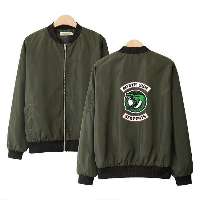 riverdale jacket bomber