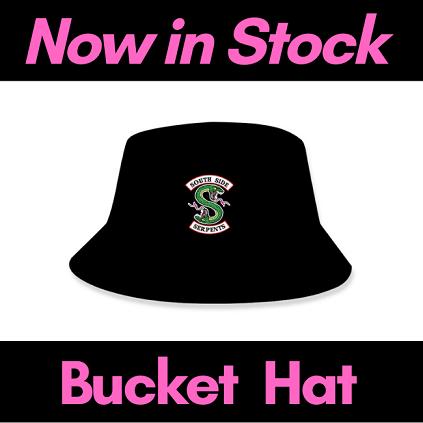 riverdale bucket hat