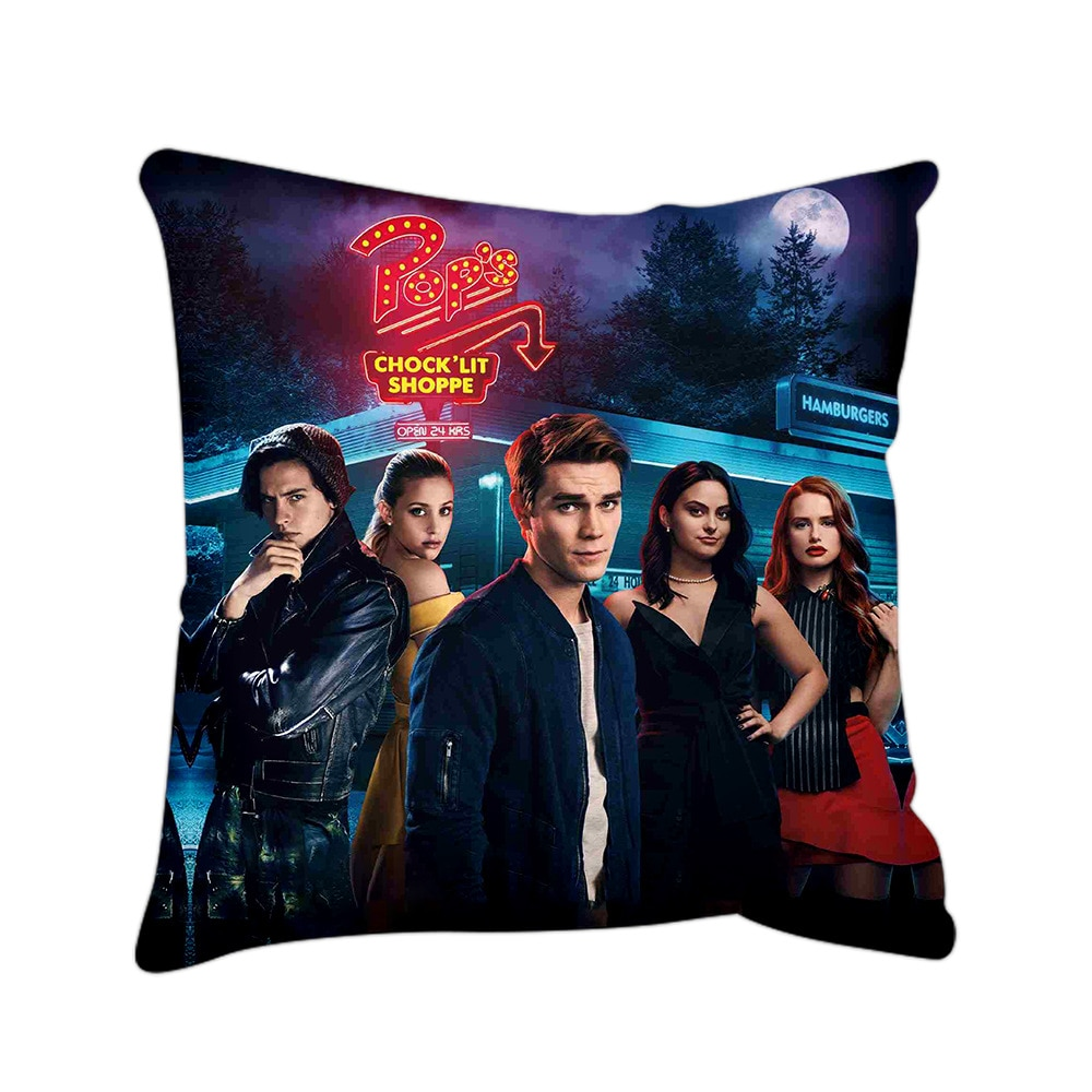 riverdale pillowcase
