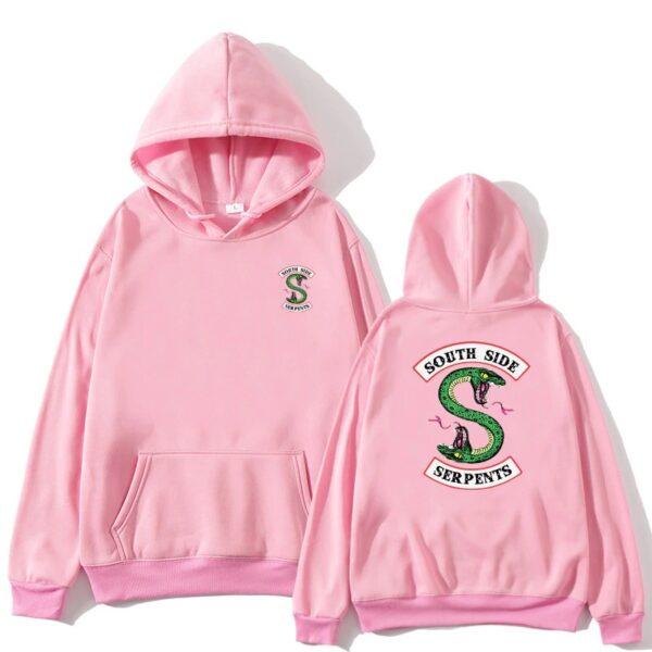 riverdale serpents hoodie