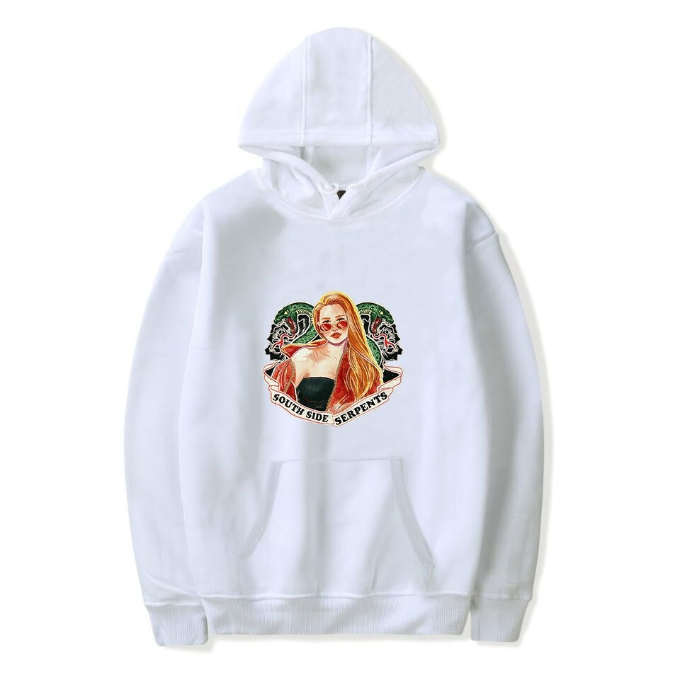 riverdale cheryl blossom hoodie