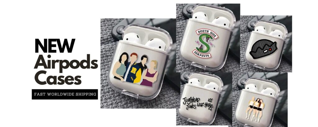 riverdale airpods cases